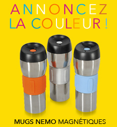 Mini PUB : Mugs NEMO